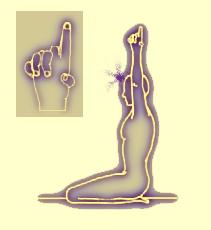 Sat Kriya Illustrated example