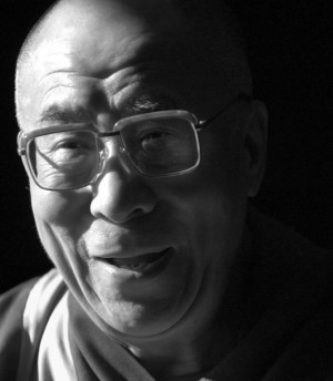 Lessons from H.H. The Dalai Lama: It's Your Love, Don't Lose it